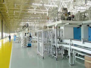 Connecting Rod Production Line