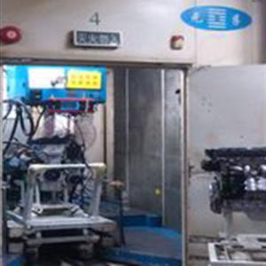 Yuanfu Impulse test stand with hot chamber