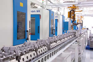 Cylinder Head Production Line