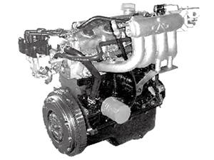 SQR477F Gasoline Engine