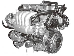 SQR484B Gasoline Engine