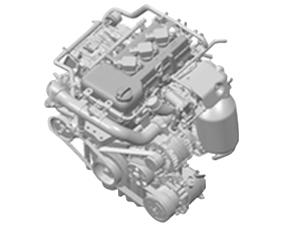 SQRE3J10 Gasoline Engine